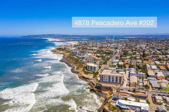 4878 Pescadero Ave #202, San Diego, CA 92107 (#200023415) :: Keller Williams - Triolo Realty Group