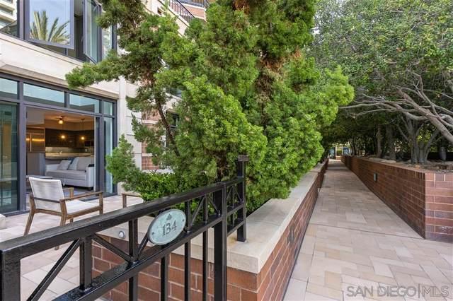 500 W Harbor Drive #134, San Diego, CA 92101 (#200023460) :: Keller Williams - Triolo Realty Group