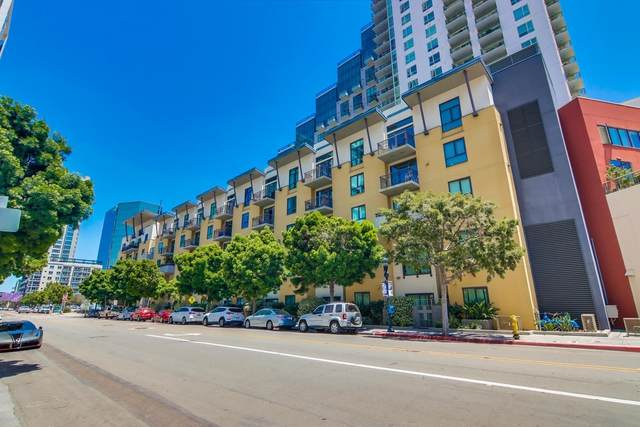 1277 Kettner Blvd #306, San Diego, CA 92101 (#200023579) :: Keller Williams - Triolo Realty Group