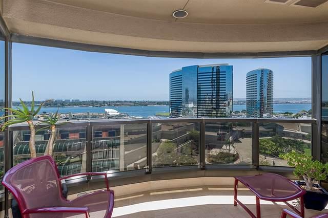 100 Harbor Drive #1605, San Diego, CA 92101 (#200023889) :: Keller Williams - Triolo Realty Group