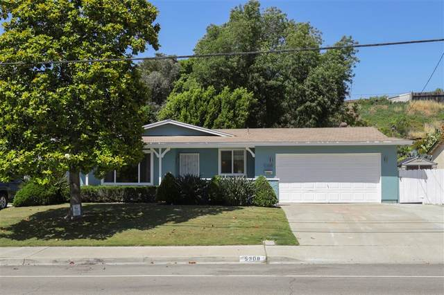 5308 Chateau Dr, San Diego, CA 92117 (#200024072) :: The Stein Group