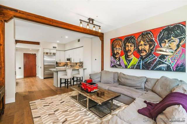 500 W Harbor Dr #1705, San Diego, CA 92101 (#200024135) :: Neuman & Neuman Real Estate Inc.