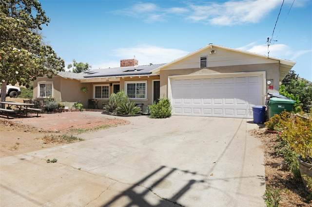 1202 Manor Dr, El Cajon, CA 92021 (#200024195) :: Neuman & Neuman Real Estate Inc.