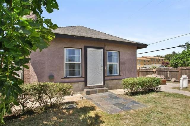 6992 Mohawk St, San Diego, CA 92115 (#200024283) :: Keller Williams - Triolo Realty Group