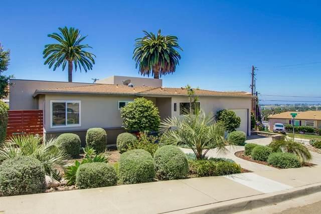 3505 Baker St, San Diego, CA 92117 (#200024328) :: The Stein Group