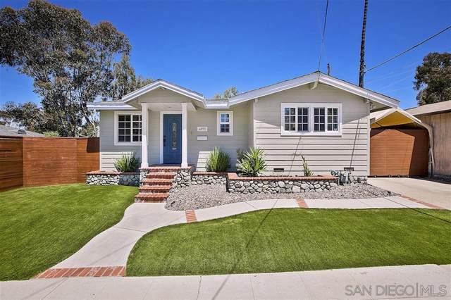 4855 39th St, San Diego, CA 92116 (#200024487) :: Compass
