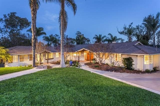 5327 La Glorieta, Rancho Santa Fe, CA 92067 (#200024515) :: Farland Realty