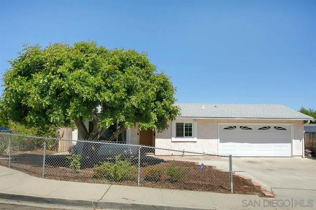 804 Cozy Court, Fallbrook, CA 92028 (#200024588) :: The Marelly Group | Compass
