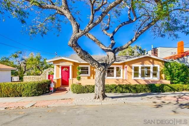 1042 Lincoln Avenue, San Diego, CA 92103 (#200025166) :: Compass