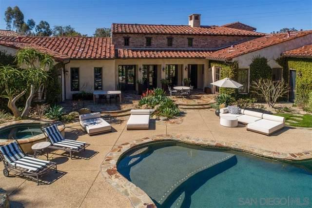6950 Corte Lusso, Rancho Santa Fe, CA 92091 (#200025446) :: Keller Williams - Triolo Realty Group
