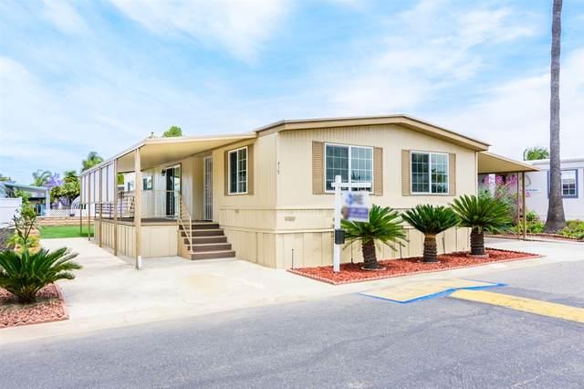 200 N El Camino Real #415, Oceanside, CA 92058 (#200025522) :: Farland Realty