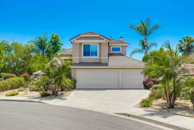 249 Muirfield Way, San Marcos, CA 92069 (#200025646) :: Solis Team Real Estate
