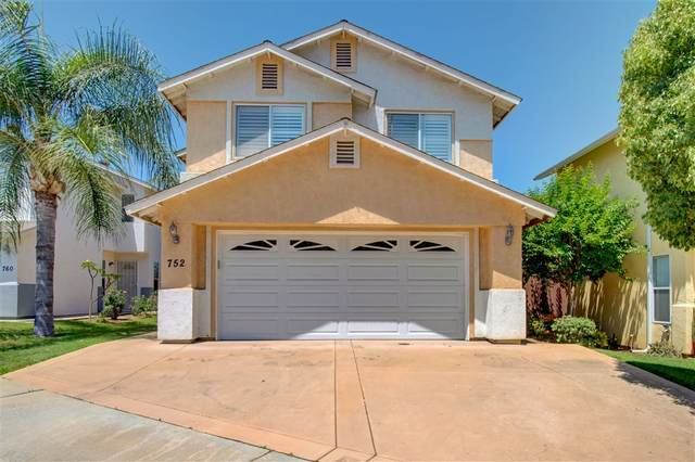 752 Nicholas St, El Cajon, CA 92019 (#200025684) :: Neuman & Neuman Real Estate Inc.