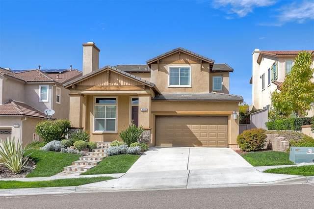 10512 Monterey Ridge Drive, San Diego, CA 92127 (#200025823) :: Farland Realty
