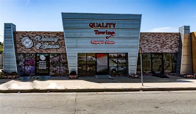 560 El Cajon Blvd, El Cajon, CA 92020 (#200025841) :: Neuman & Neuman Real Estate Inc.