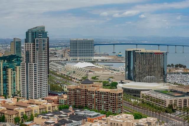 888 W E St #3703, San Diego, CA 92101 (#200025938) :: Keller Williams - Triolo Realty Group