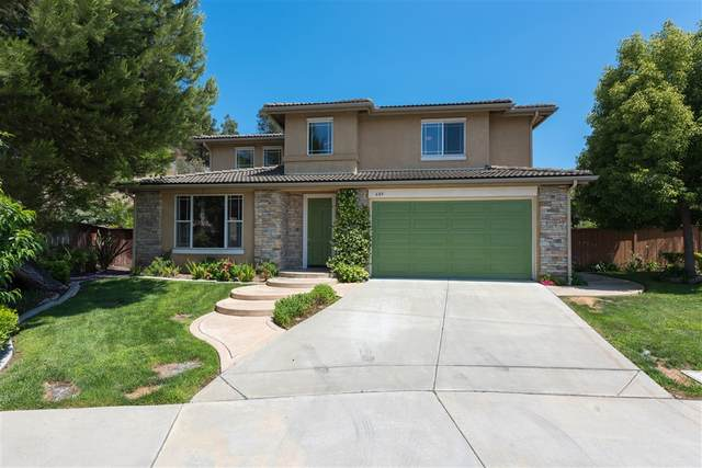 609 Hillside Way, San Marcos, CA 92078 (#200025972) :: Solis Team Real Estate