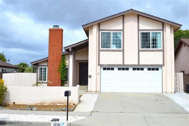 1810 Manzanita Ct, Vista, CA 92083 (#200025989) :: Solis Team Real Estate