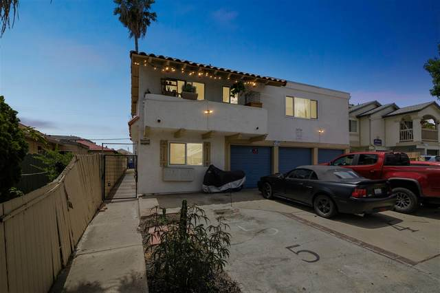 3870 37Th St #5, San Diego, CA 92105 (#200026374) :: Yarbrough Group