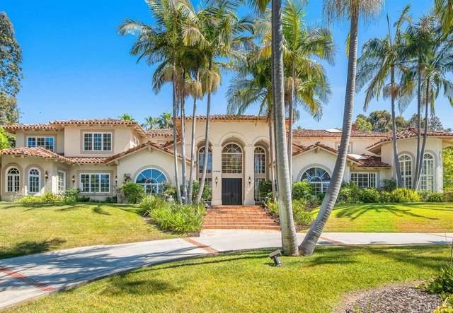 17608 Calle Mayor, Rancho Santa Fe, CA 92067 (#200026663) :: Neuman & Neuman Real Estate Inc.