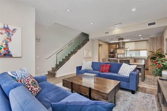 3642 7th Avenue I, San Diego, CA 92103 (#200027559) :: Dannecker & Associates