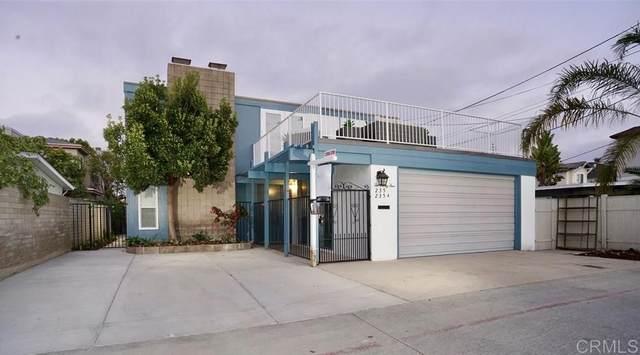 235-235A El Chico, Coronado, CA 92118 (#200027805) :: Yarbrough Group