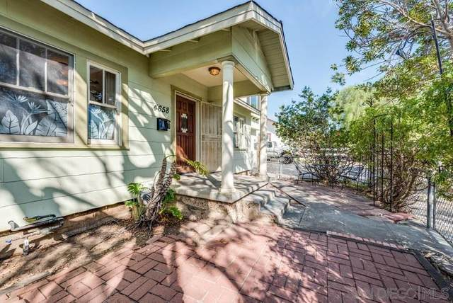 4658 Lotus Street, San Diego, CA 92107 (#200028335) :: Neuman & Neuman Real Estate Inc.