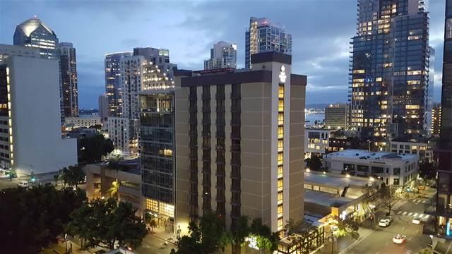 425 W Beech Street #1102, San Diego, CA 92101 (#200028447) :: Yarbrough Group