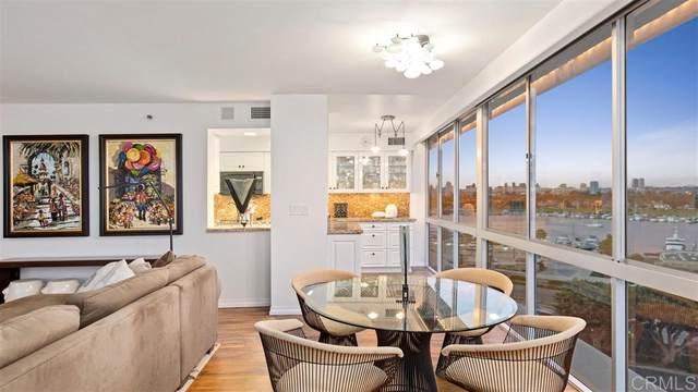1750 Avenida Del Mundo #609, Coronado, CA 92118 (#200028582) :: Neuman & Neuman Real Estate Inc.