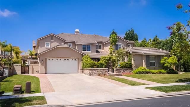 1340 N Paradise Ridge Way, Chula Vista, CA 91915 (#200028713) :: Neuman & Neuman Real Estate Inc.