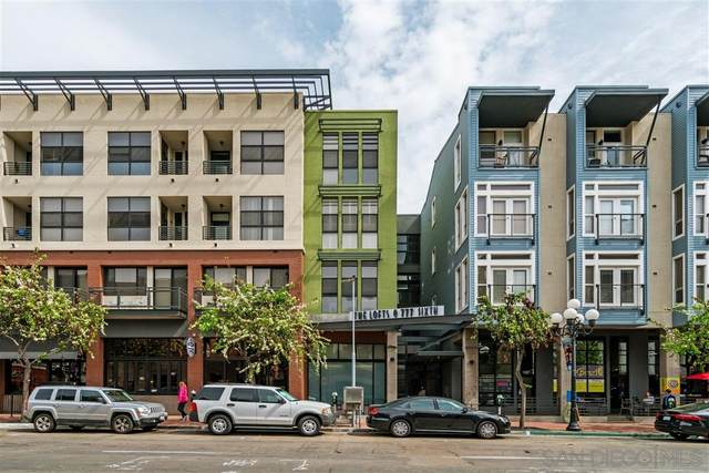 777 6th Ave #233, San Diego, CA 92101 (#200028738) :: Compass