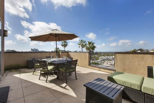 3972 Albatross St #404, San Diego, CA 92103 (#200028768) :: Keller Williams - Triolo Realty Group