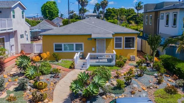 3470 Trumbull St., San Diego, CA 92106 (#200028819) :: Compass
