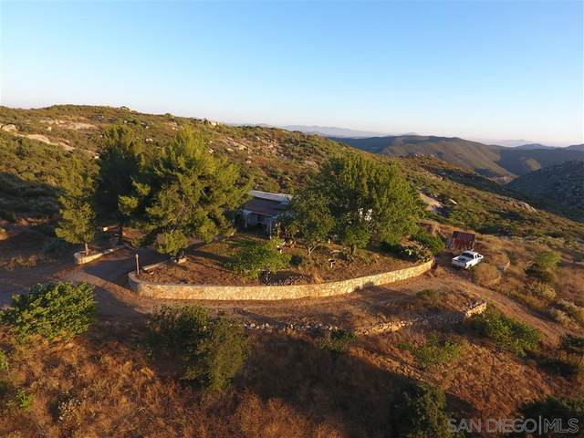 24080 Hwy 94, Potrero, CA 91963 (#200028937) :: Dannecker & Associates