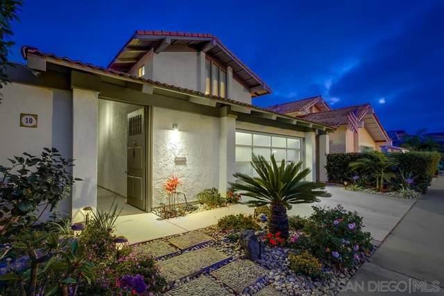 10 Sixpence Way, Coronado, CA 92118 (#200029140) :: The Miller Group