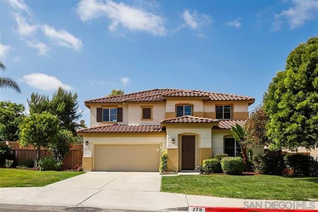 278 Glendale Ave, San Marcos, CA 92069 (#200029155) :: Neuman & Neuman Real Estate Inc.