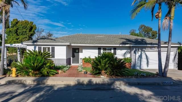4460 Braeburn Rd, San Diego, CA 92116 (#200029648) :: The Stein Group