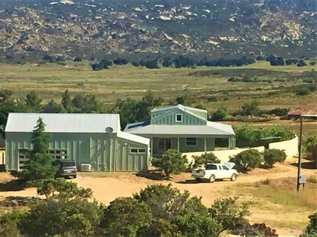 26069 Potrero Valley Road, Potrero, CA 91963 (#200029869) :: Neuman & Neuman Real Estate Inc.