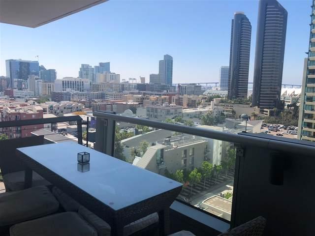 645 Front St #1208, San Diego, CA 92101 (#200029870) :: Neuman & Neuman Real Estate Inc.