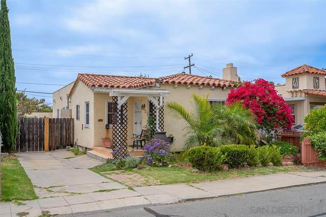 4356 33RD PLACE, San Diego, CA 92104 (#200029933) :: The Stein Group