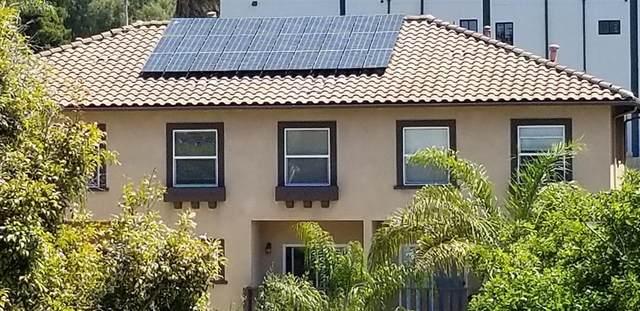2921 E St. #2, San Diego, CA 92102 (#200029968) :: Neuman & Neuman Real Estate Inc.