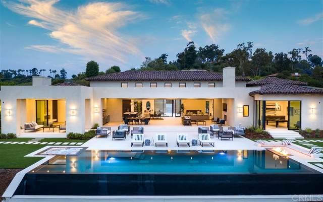 6622 Las Colinas, Rancho Santa Fe, CA 92067 (#200029969) :: Whissel Realty