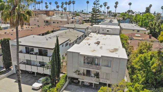 808 5Th St #1, Santa Monica, CA 90403 (#200030460) :: SunLux Real Estate