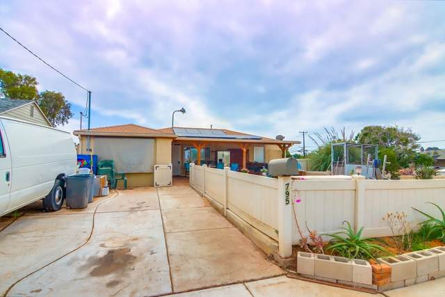 795 Delaware St., Imperial Beach, CA 91932 (#200030568) :: Compass