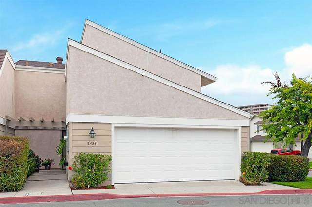 2424 Caminito Zocalo, San Diego, CA 92107 (#200030740) :: Yarbrough Group