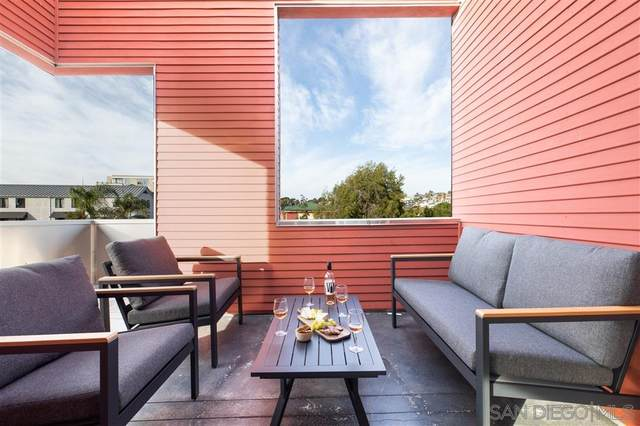 343 W Date Street, San Diego, CA 92101 (#200030815) :: Dannecker & Associates