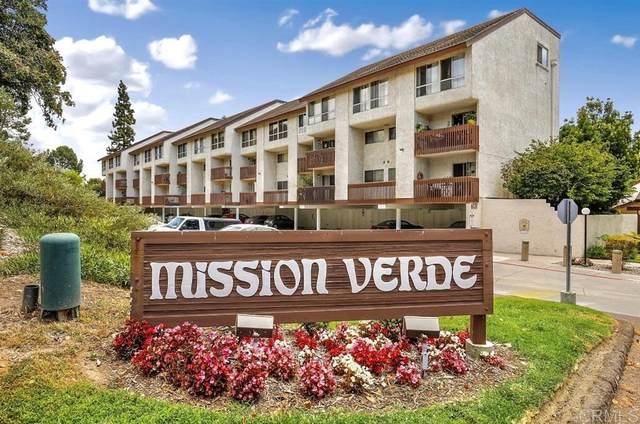 6131 Rancho Mission Rd. #318, San Diego, CA 92108 (#200030867) :: Neuman & Neuman Real Estate Inc.