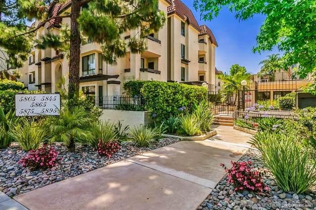 5845 Friars Rd #1114, San Diego, CA 92110 (#200030919) :: Neuman & Neuman Real Estate Inc.