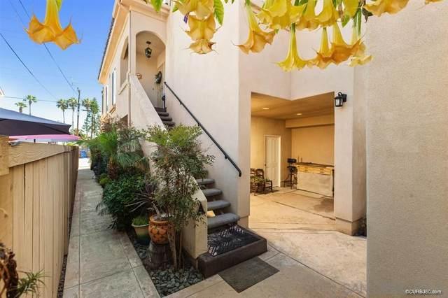 4886 Coronado Ave A, San Diego, CA 92107 (#200031063) :: The Stein Group