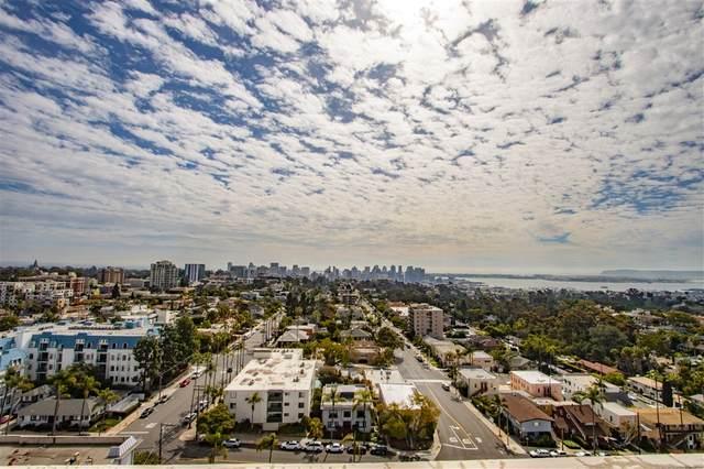 3535 1st Ave 12D, San Diego, CA 92103 (#200031084) :: Dannecker & Associates